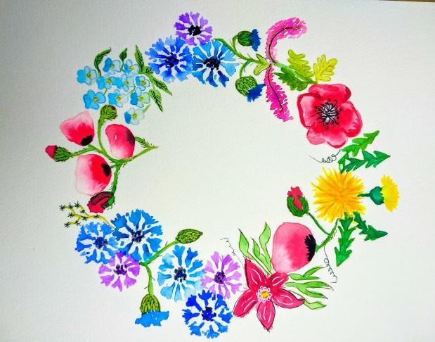 Sieben Blüten (Mittsommergeschichte)