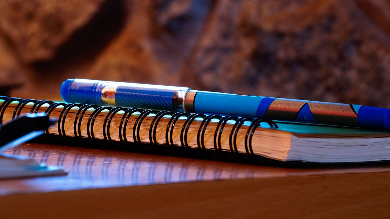 diary-1446082_1280